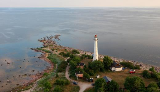 Lighthouses in Estonia, visitestonia