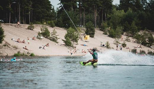 Water sports & leisure in Estonia, visitestonia