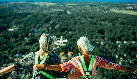 A kick of adrenaline in Estonia
