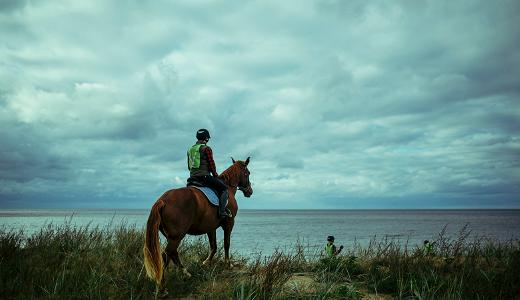 Horse riding holidays in Estonia, visitestonia