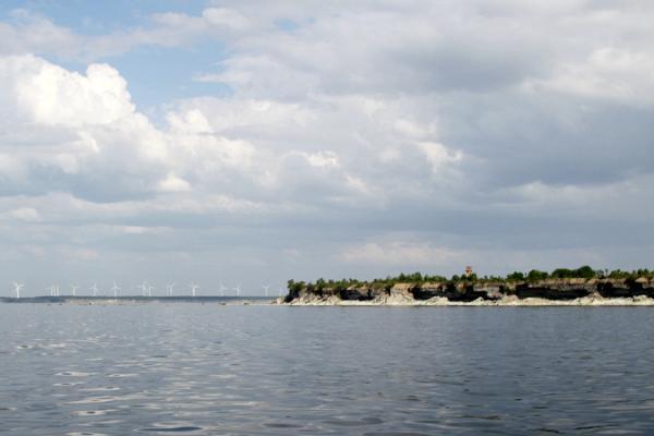 Merisafari Pakrin saarten ympäri