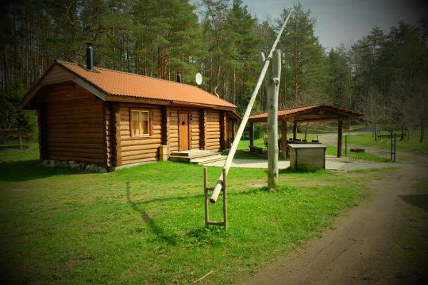 Туристический хутор и курорт Калласте