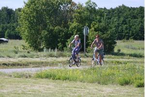 Велосипедные походы по острову Вормси