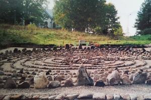 Otepää kivilabürint