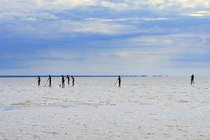 Aloha Surf Centre, SUP board rental and paddle boarding on Pärnu Bay