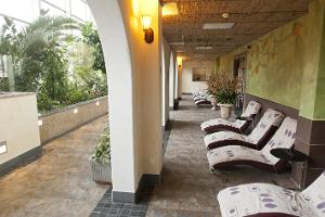 Toila SPA Hotells Wellness-center Orhidee