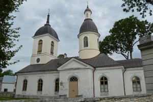 Kuressaare St. Nicholas Church