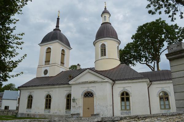 Sankt Nikolaus Kyrka i Kuressaare