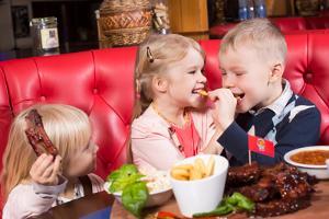 BabyBack Ribs & BBQ im Zentrum Ülemiste