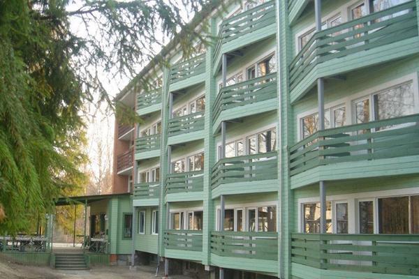 Nelijärve Puhkekeskuse hostel