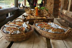 Upplevelsemåltider på Skogsrestaurangen