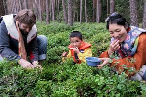Походы за ягодами от Soomaa.com