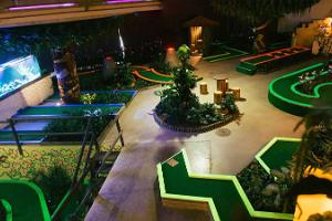 Adventure Golf Centre