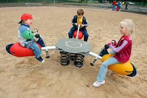 Kinder- und Jugendpark im Erholungspark Tähtvere