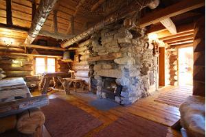 Urzeitliches Häuschen Pähkli