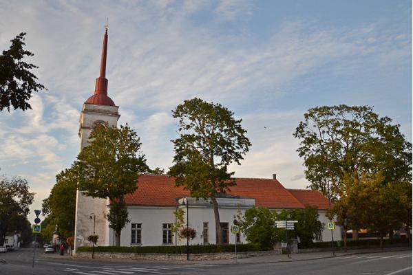 Kuressaare St. Laurence Church