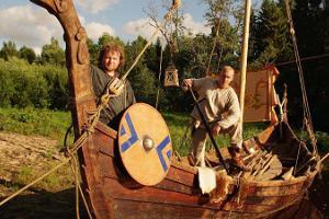Vikingu ciems