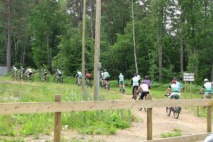 Sportpfade in Palivere