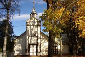 Die Friedenskirche in Nõmme