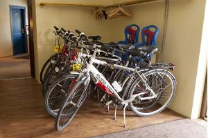 Liilia hotelli jalgrattarent Hiiumaal