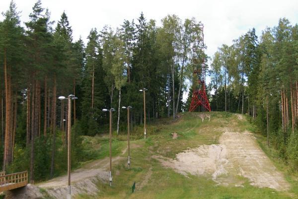 Valgehobusemäen näkötorni