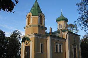Maria-Magdalenakyrkan I Haapsalu