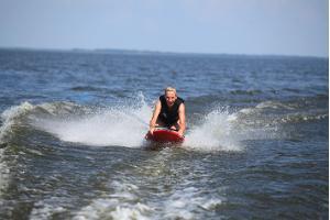 Vesiurheilu Peipsin järvellä