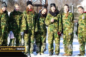 Peintbola kaujas bāze Tallinā