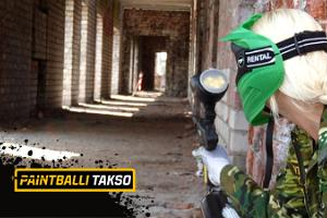 Paintball überall in Estland – Paintballtaxi bestellen!