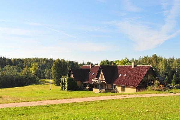 Atpūtas nams Kunstimäe