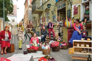 Die Zunfttage von Pärnu