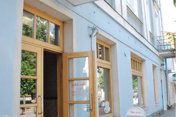 Das Café Võru