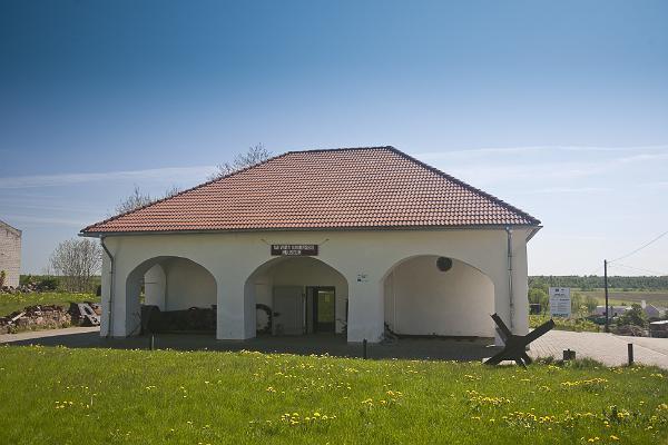 Vaivaran Sinimäkien museo