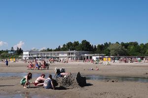 Kurhaus von Pärnu