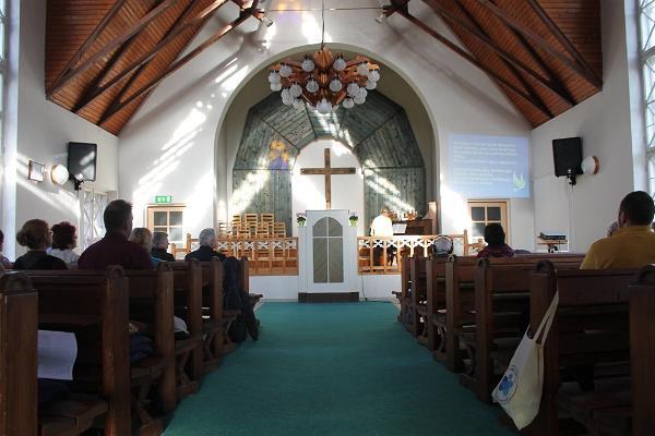 Ridalas Baptistu lūgšanu nams