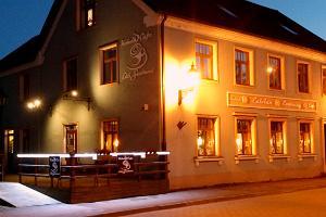Läti Saatkond cafe