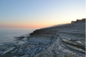 Wanderpfad auf der Insel Osmussaar