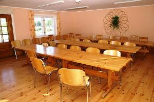 Mihkli Guesthouse seminar room