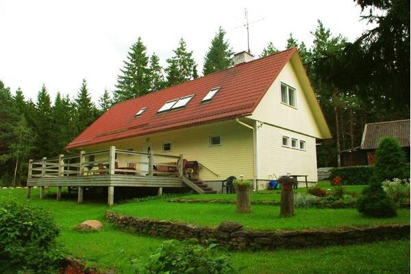 Veskijõe Holiday House