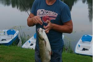 Kalaretked Võhandu jõel ja Peipsi järvel