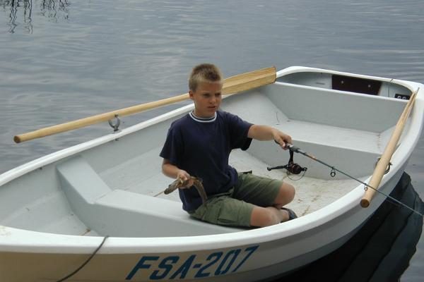 Kalastusretket Võhandujoella ja Peipsijärvellä
