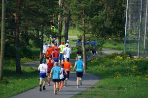 Keila hiking and health tracks