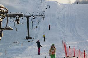 Лыжный центр Вяйке-Мунамяги