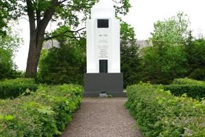Vabadussõja mälestusmärk Kärstnas