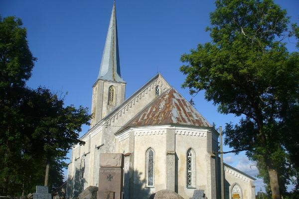 Nissi Maarja kirik