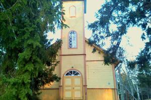 Mänspäe Chapel