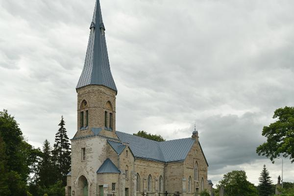 St. George's Church in Jüri