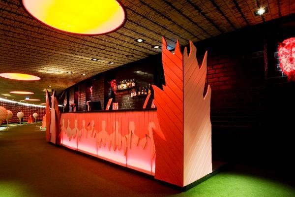 Strand indoor minigolf