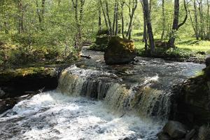 Der Wasserfall Aluoja