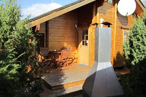 Pivarootsi Windmill Holiday House